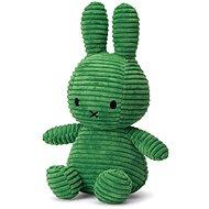 Miffy Sitting Corduroy Spring Green 23cm - Plyšák