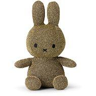 Miffy Sitting Sparkle Gold 23 cm - Plush Toy