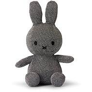 Miffy Sitting Sparkle Silver 23 cm - Plush Toy