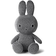 Miffy Sitting Sparkle Silver 50 cm