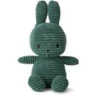 Miffy Sitting Corduroy Dark Green 23 cm  - Plyšák