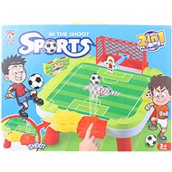 Hra fotbal 2v1