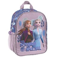 Frozen single-compartment backpack