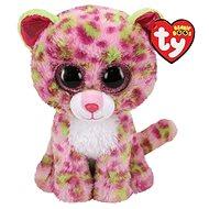 BOOS LAINEY, 15 cm - růžový leopard