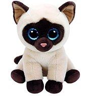 Beanie Babies JADEN, 24 cm - Siamese cat - Plush Toy