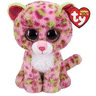 BOOS LAINEY, 24 cm - růžový leopard - Plyšák