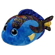 BOOS modrý, 24 cm - modrá ryba - Plyšák