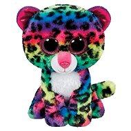 BOOS DOTTY, 42 cm - coloured leopard - Plush Toy