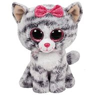 BOOS KIKI, 42 cm - gray cat - Plush Toy