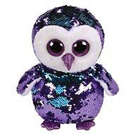BOOS Flippables MOONLIGHT, 15 cm - sequin owl
