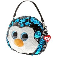 Ty Fashion Sequins handbag with sequins WADDLES - penguin - Plush Toy