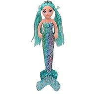 Ty Mermaids AZURE, 27 cm - foil blue mermaid