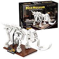 LiNooS stavebnice 188ks skelet mamut - Stavebnice