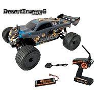 DesertTruggy 5 Brushed truggy 1:10 RTR - RC auto na dálkové ovládání