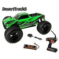 DesertTruck 5 Brushed Monster truck 1:10 RTR - RC auto na dálkové ovládání