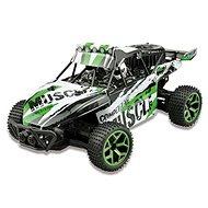 X-Knight Muscle Buggy 1:18 RTR 4WD zelený - RC auto na dálkové ovládání
