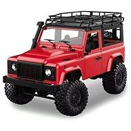 D90 Rock Crawler Defender 1:12 červený - RC auto na dálkové ovládání