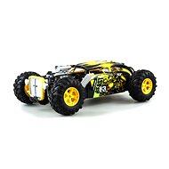 Steampunk BEAST Hot Rod Dragster 4 WD 1:12 žlutý - RC auto na dálkové ovládání