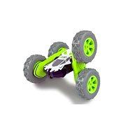 Big SpinStar, oboustranné auto zelené - RC auto na dálkové ovládání