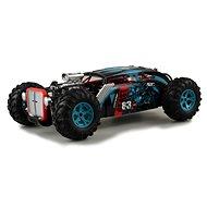 Steampunk BEAST Hot Rod Dragster 4 WD 1:12 modré - RC auto na dálkové ovládání