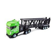 Kamion s autopřepravníkem 2WD 1:16