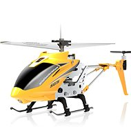 Syma S107H with barometer yellow - Remote Control Helicopter