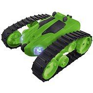 RC Mega-Traxx Oboustranné pásové vozidlo zelené
