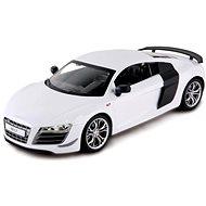 Audi R8 GT bílá  1:14