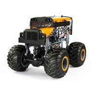 Big Wheel Cars 1:16 oranžová - RC auto na dálkové ovládání