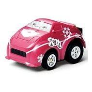 RC Mini Smart 2in1 růžový - RC auto na dálkové ovládání