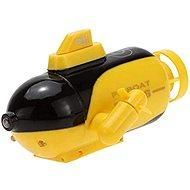 Mini ponorka - 2 kanálová - RC model