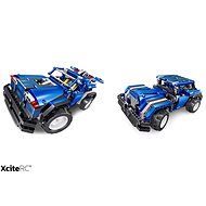 RC kabriolet & limuzína teknotoys active bricks