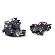 RC kamion & sporťák 2v1 teknotoys mechanical master - RC model
