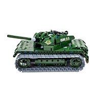 RC tank & samohybné dělo 2v1 teknotoys active  bricks - RC model