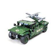 RC vojenský transportér teknotoys active  bricks - RC model