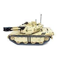 Teknotoys panzer - plně funkční RC bojový tank - RC model