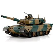 Tank Type 90 1:24 BB+IR RTR sada - Tank na dálkové ovládání