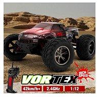 Monster Truck 1:12 červený - RC auto na dálkové ovládání