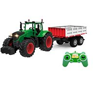 Traktor Fendt  s el. sklápěcím vozíkem 1:16 - RC auto na dálkové ovládání