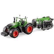Traktor Fendt s funkční kropící cisternou 1:16 - RC auto na dálkové ovládání