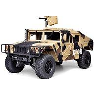 Hummer H1 písková kamufláž - RC auto na dálkové ovládání