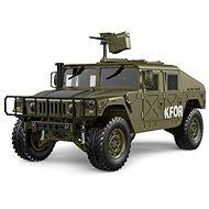 Hummer H1 písková zelený - RC auto na dálkové ovládání