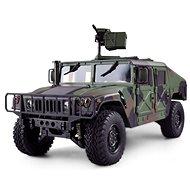 Hummer H1 zelená kamufláž - RC auto na dálkové ovládání