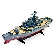 USS MISSOURI bitevní loď  1:250 RTR - Loď