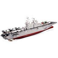 USS Wasp 1:350 Válečná výsadková loď RTR - Loď