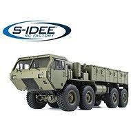 MilitaryTruck 1:12 RTR zelený 8x8 - RC auto na dálkové ovládání