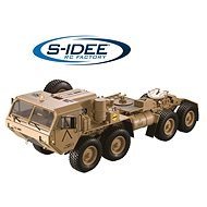 MilitaryTruck 1:12 RTR Sand 8x8 - RC Remote Control Car