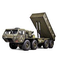 MilitaryTruck se sklápěcí korbou 1:12 RTR zelený 8x8 - RC auto na dálkové ovládání