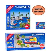Siku World - Ship carrying containers + gift