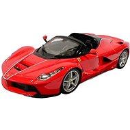 Bburago 1:24 La Ferrari Aperta red